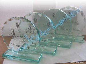 Acrylic Award A14