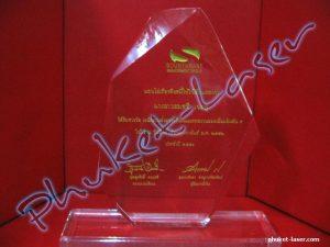 Acrylic Award A15
