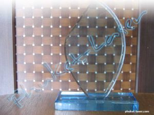 Acrylic Award A27
