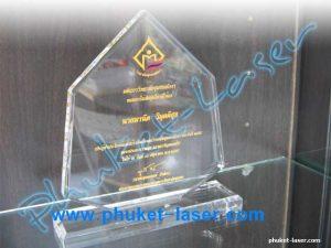 Acrylic Award A29