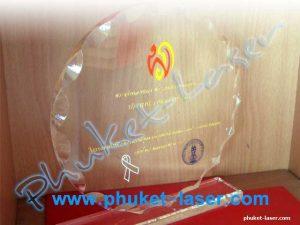 Acrylic Award A6