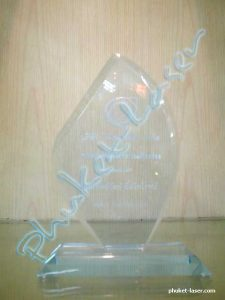 Acrylic Award A7