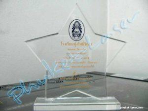 Acrylic Award A20