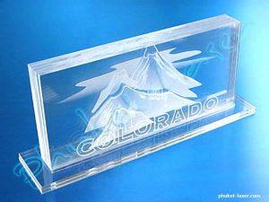 Acrylic Award A19