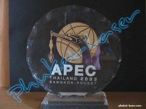 Acrylic Award A9