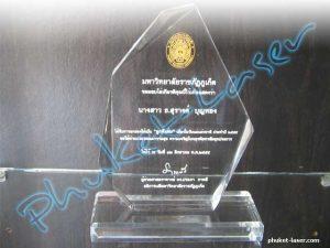 Acrylic Award A33
