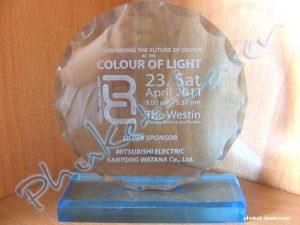 Acrylic Award A24